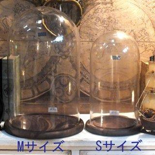 【同梱不可】グラスドーム デコレーション M ダルトン DULTON GLASS DOME M
