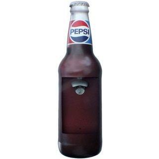 ビックボトル型 シェイプドボトルキャップオープナー ペプシ