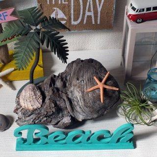 ドリフトウッド 海の木 流木 オブジェ/ディスプレイ H