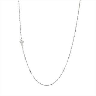 18K WG ダイヤモンドネックレス [クイーン]