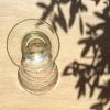 琉球ガラス:光をあつめて