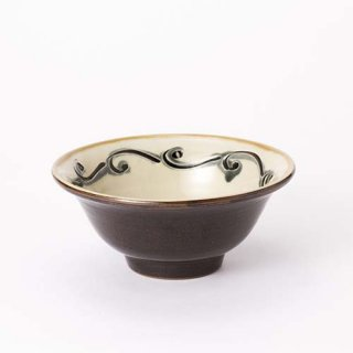 やちむん 國場陶芸 4.5寸広鉢