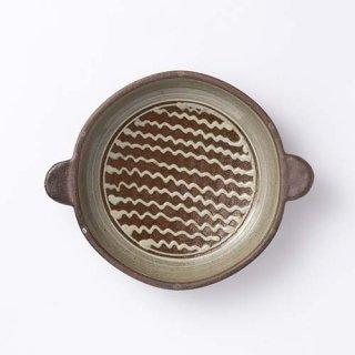やちむん 陶器工房 虫の音 5.5寸耳つき合わせ鉢