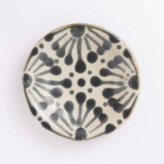 やちむん ノモ陶器製作所 6寸皿(呉須)
