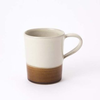 serumama やちむん KIBIJIRO MUG BROWN