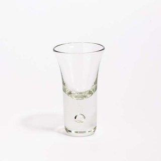 琉球ガラス ガラス工房てとてと 露ぬ玉 ショットグラス(足長)