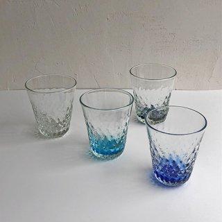 琉球ガラス ガラス工房ロブスト ダイヤフレアグラス