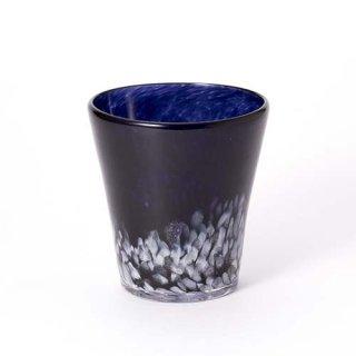 琉球ガラス 匠工房 さんごグラス(黒)