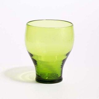 琉球ガラス 匠工房 GENSHOKU PIPE GLASS(L) GREEN