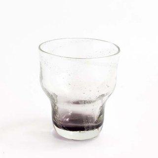 琉球ガラス ガラス工房ロブスト てぃんがーらグラス(パープル)