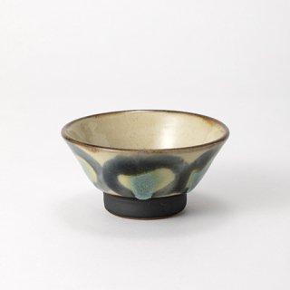 やちむん ノモ陶器製作所 3.5寸マカイ(呉須)