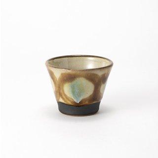やちむん ノモ陶器製作所 そばちょこ(飴)