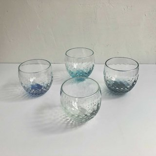 琉球ガラス ガラス工房ロブスト ダイヤタルグラス