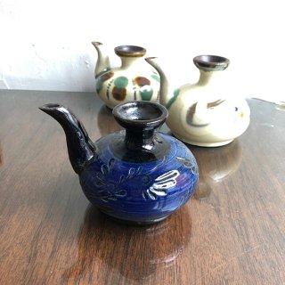 やちむん 幸陶器 カラカライロイロ9種類(玉入り)