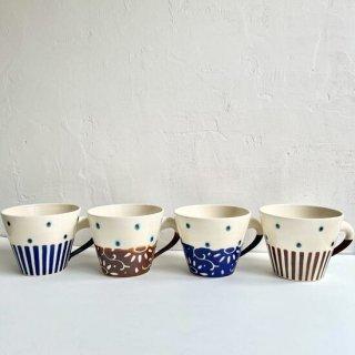 やちむん 高江洲陶磁器 マグカップ