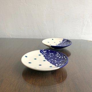 やちむん 高江洲陶磁器 4寸皿