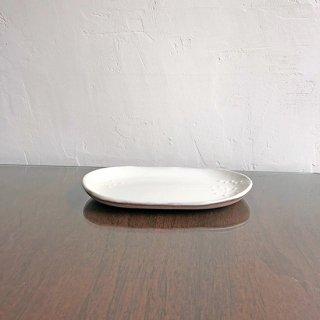やちむん nagaremo オーバル皿(いっちん)