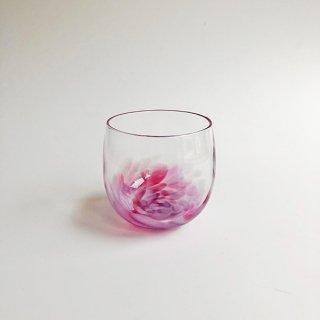 さざ波硝子店 コスモスたるグラス