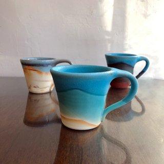 やちむん うるま陶器 マグカップ