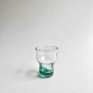 琉球ガラス ガラス工房ロブスト 冷酒ヒビグラス(2色)