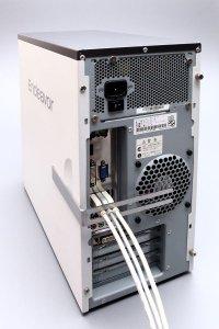I/OロックL型プレート(USB/HDMI用 幅広タイプ)