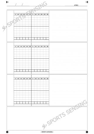 A7921 時系列傾向分析シート(3テーマ/30分/3行)