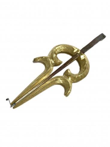 モルチャン 真鍮製 02 / Morchang brass model