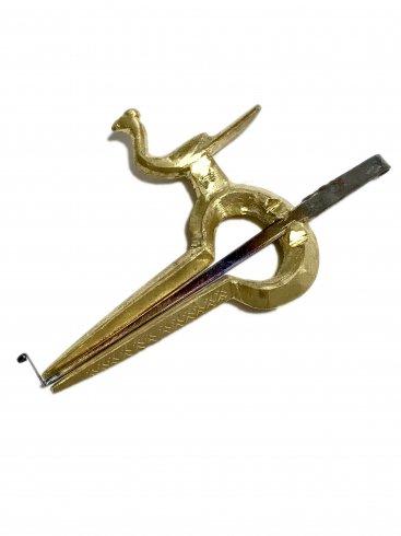 モルチャン 真鍮製 04 / Morchang brass model