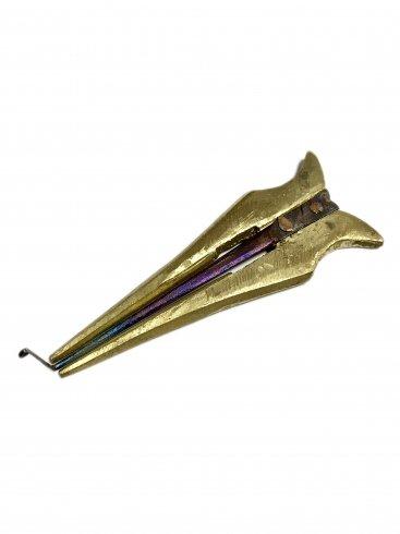 モルチャン 真鍮製 05 / Morchang brass model