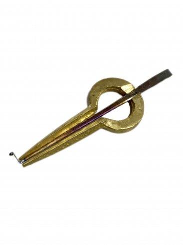 モルチャン 真鍮製 07 / Morchang brass model