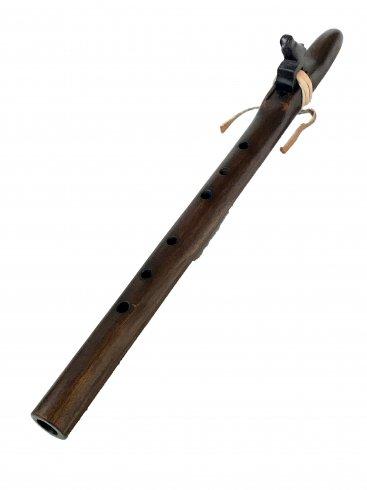 ネイティブアメリカンフルート key:E(432hz) Wind type / Native American Flute
