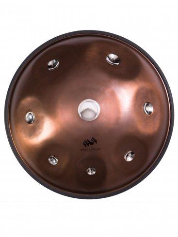 スペースドラム ハンドパン 8音 60cm 【フランス製】/ Space Drum Hand pan 8note