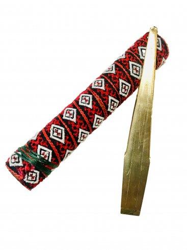 ダンモイ Wカット(ベトナム口琴) Size:L / Vietnamese Dan Moi Jews Harp W cut