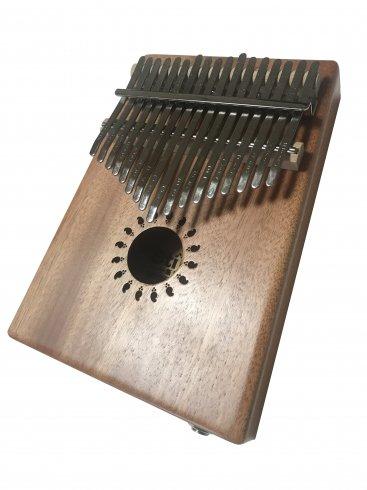 エレクトリック カリンバ(親指ピアノ) 17鍵 / Electric Kalimba