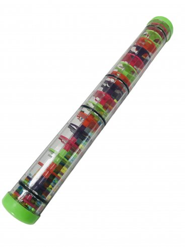 レインスティックプラスティック40cm / Rain stick plastic L
