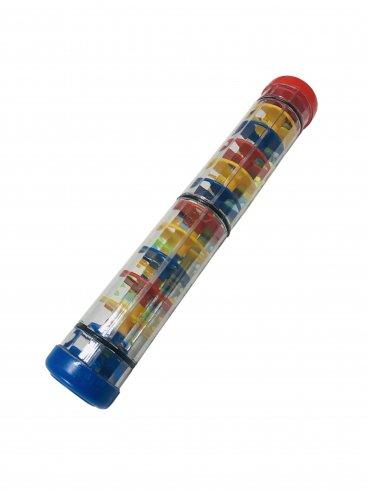 レインスティックプラスティック30cm / Rain stick plastic M