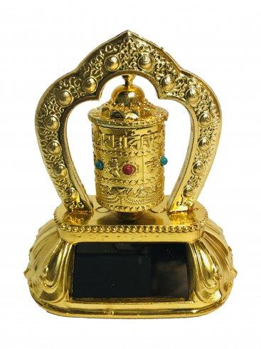 ソーラーマニ車  / Solar Mani Prayer Tibetan Buddhist Wheel