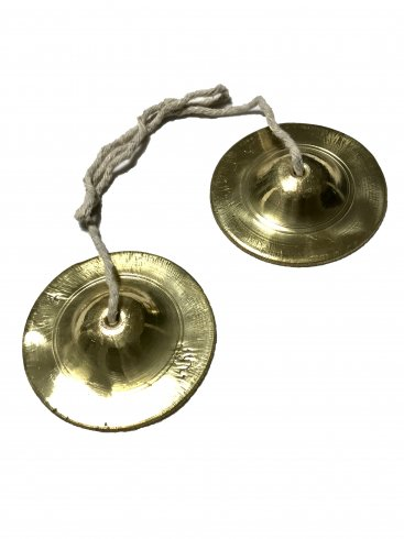 マンジーラ / Manjira(indian cymbal)