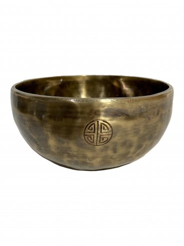フルムーンボウル 03[17cm Key:C#] / Full moon bowl(Singing bowl)