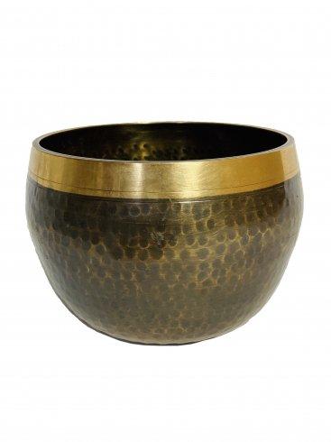 シンギングボウル深鉢 02[16cm Key:E] / Singing bowl