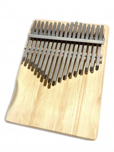 カリンバ(親指ピアノ) 17鍵 板型 / Kalimba bord