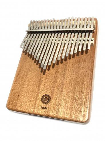 カリンバ(親指ピアノ) 21鍵 箱型 01 / Kalimba box