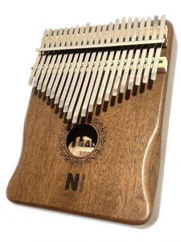 カリンバ(親指ピアノ) 21鍵 箱型 02 / Kalimba box