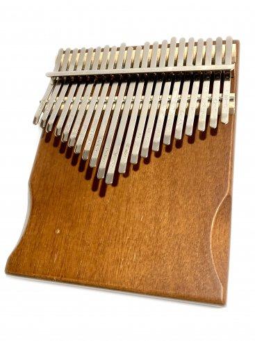 カリンバ(親指ピアノ) 21鍵 板型 / Kalimba bord