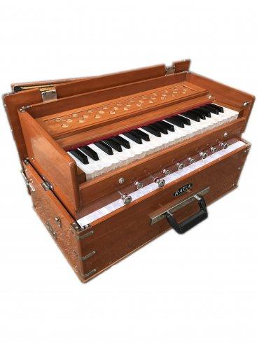 【受注生産】ハルモニウム キルタンクラシック 42鍵 [RAGA] / Harmonium Kirtan classic 42keys