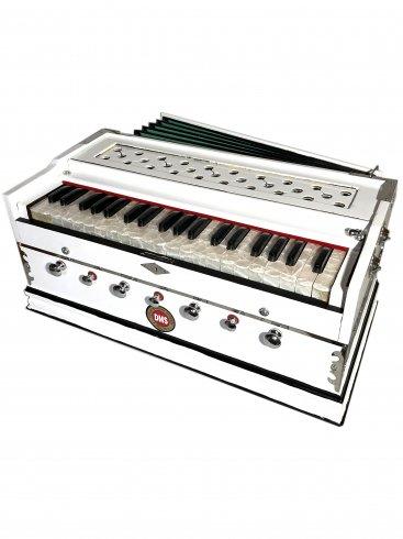 ハルモニウム スタンダード 39鍵 ホワイト[DMS] / Harmonium standard 3.1/4 octave