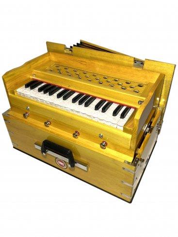 ハルモニウム ポップアップ 32鍵 ナチュラルカラー[DMS] / Harmonium pop-up 2.3/4 octave