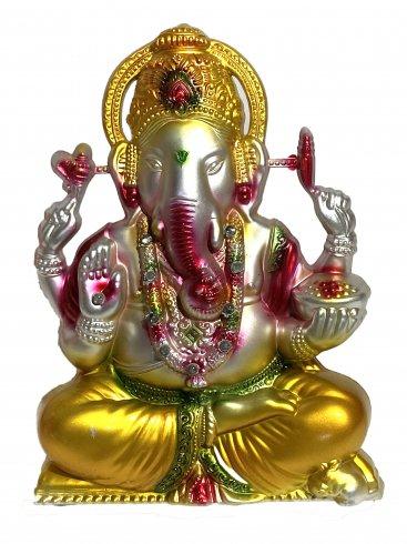 チャンティングマシーン ガネーシャ壁掛けタイプ  / Chanting machine wall Ganesha
