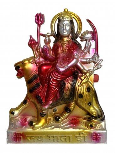 チャンティングマシーン ドゥルガー壁掛けタイプ  / Chanting machine wall Durga