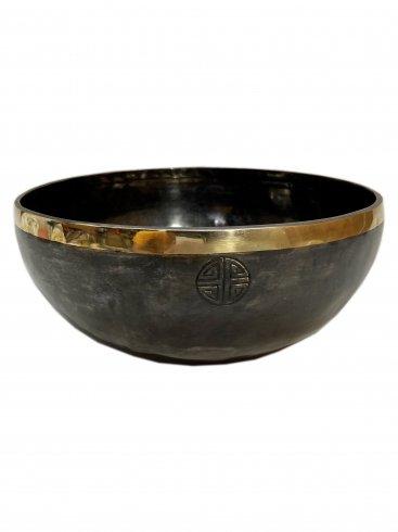 <img class='new_mark_img1' src='https://img.shop-pro.jp/img/new/icons14.gif' style='border:none;display:inline;margin:0px;padding:0px;width:auto;' />フルムーンボウル金環 07[27cm Key:B] / Full moon singing bowl Gold ring
